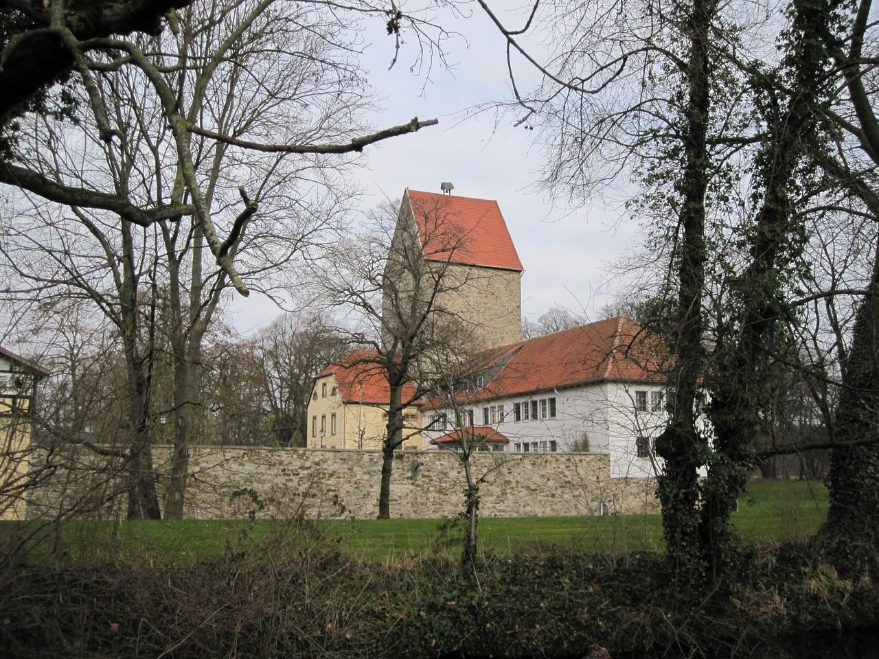 Burg Wittlage Burgen Und Schl Sser Kelten Mittelalter