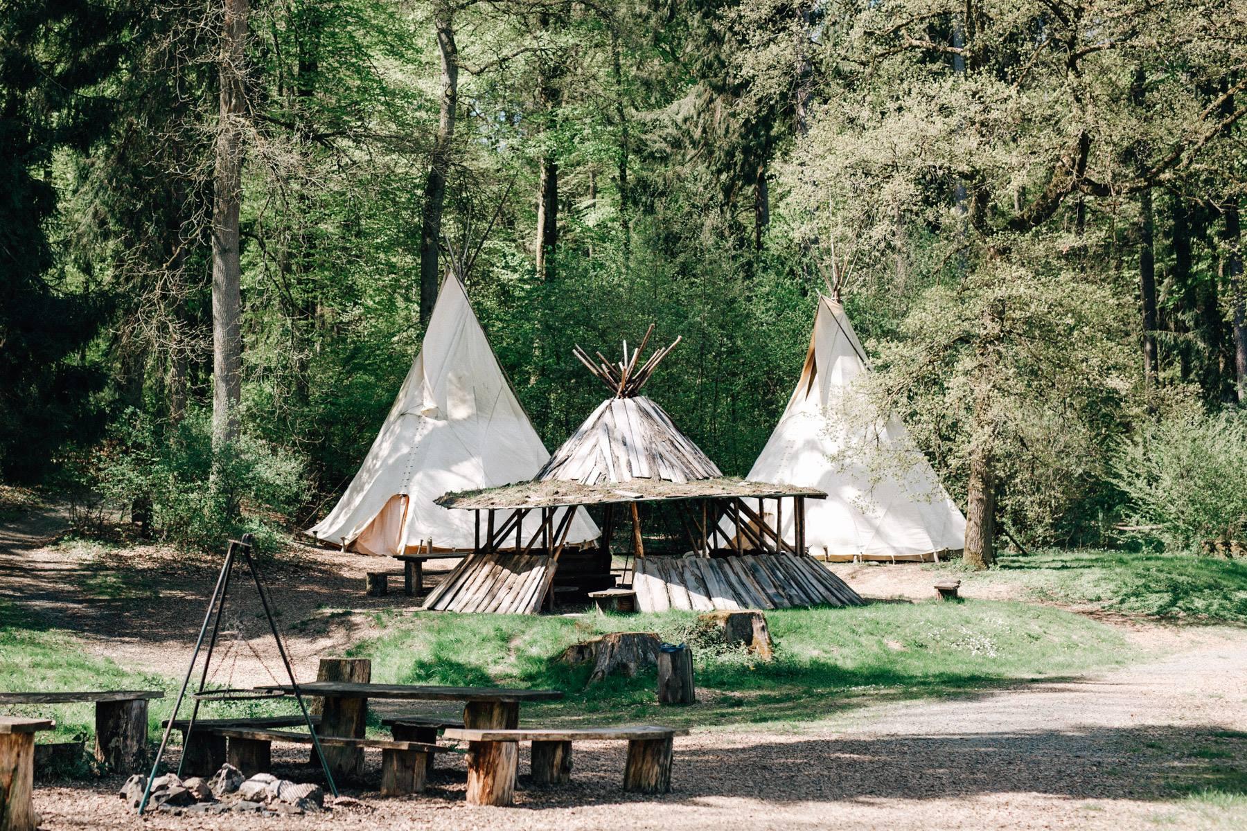 Outdoor Zentrum Lahntal Hochzeit