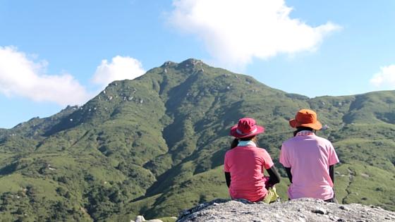 8月11日,山の日,屋久島縦走,宮之浦岳,一人旅,女性限定プラン,縄文杉,白谷雲水峡