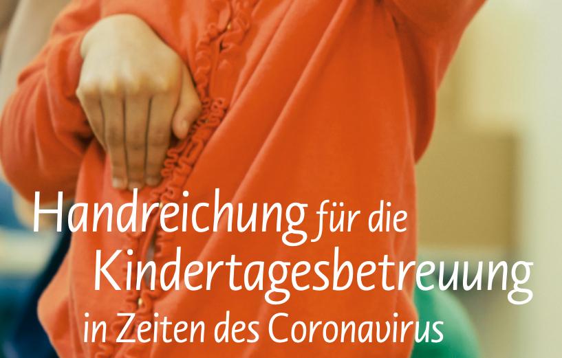 8-seitige Information des Bayerischen Staatsministerium für Familie, Arbeit und Soziales vom 24.04.2020