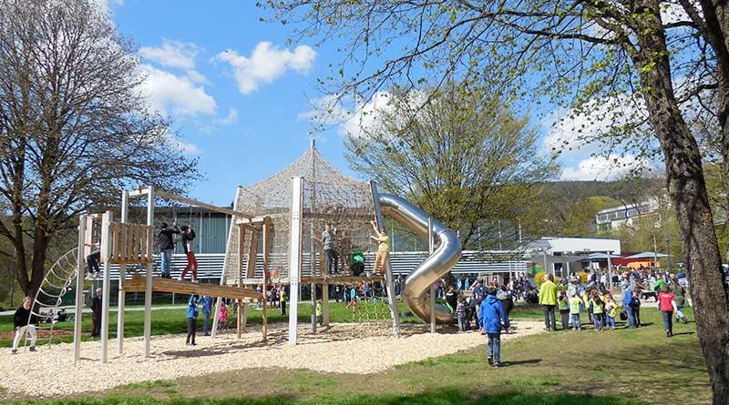 Der Generationenpark am AQUA Olsberg - Die Sauerlandtherme