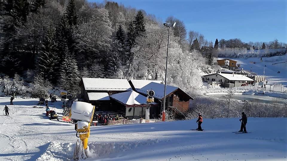 Kein Stress beim Skifahren in Winterberg