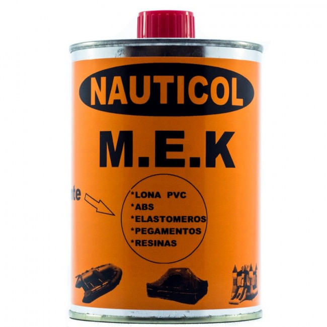 Solvente MEK Nauticol 500ml