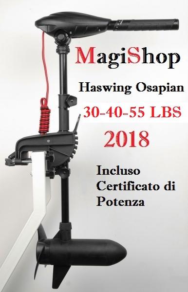 Haswing Osapian 30 - 40 - 55 LBS