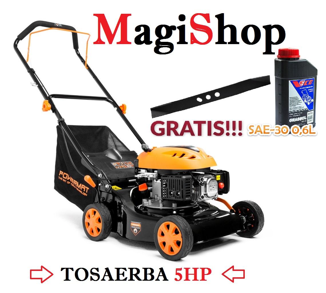 Tosaerba 5HP 139cc - 40cm - PM-KS-500