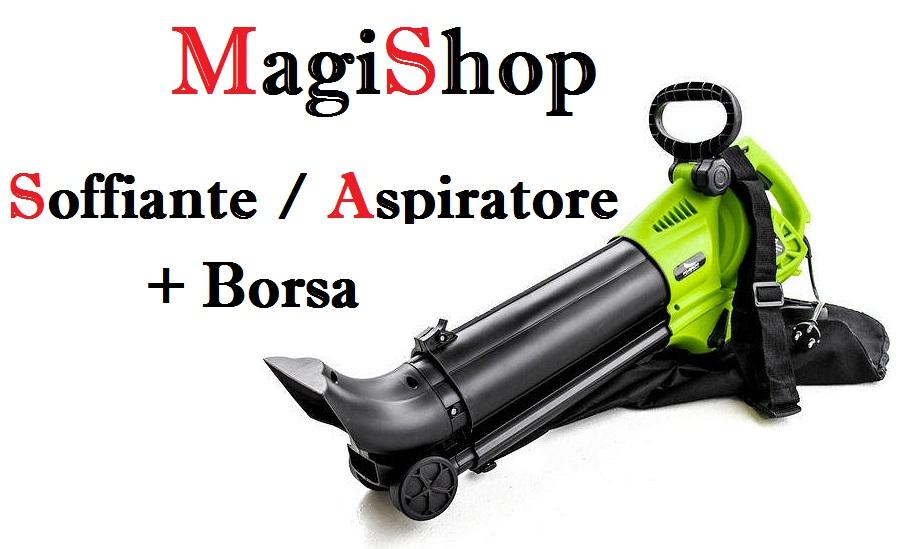 Soffiante / Aspiratore + Borsa - PM-ODL-3300