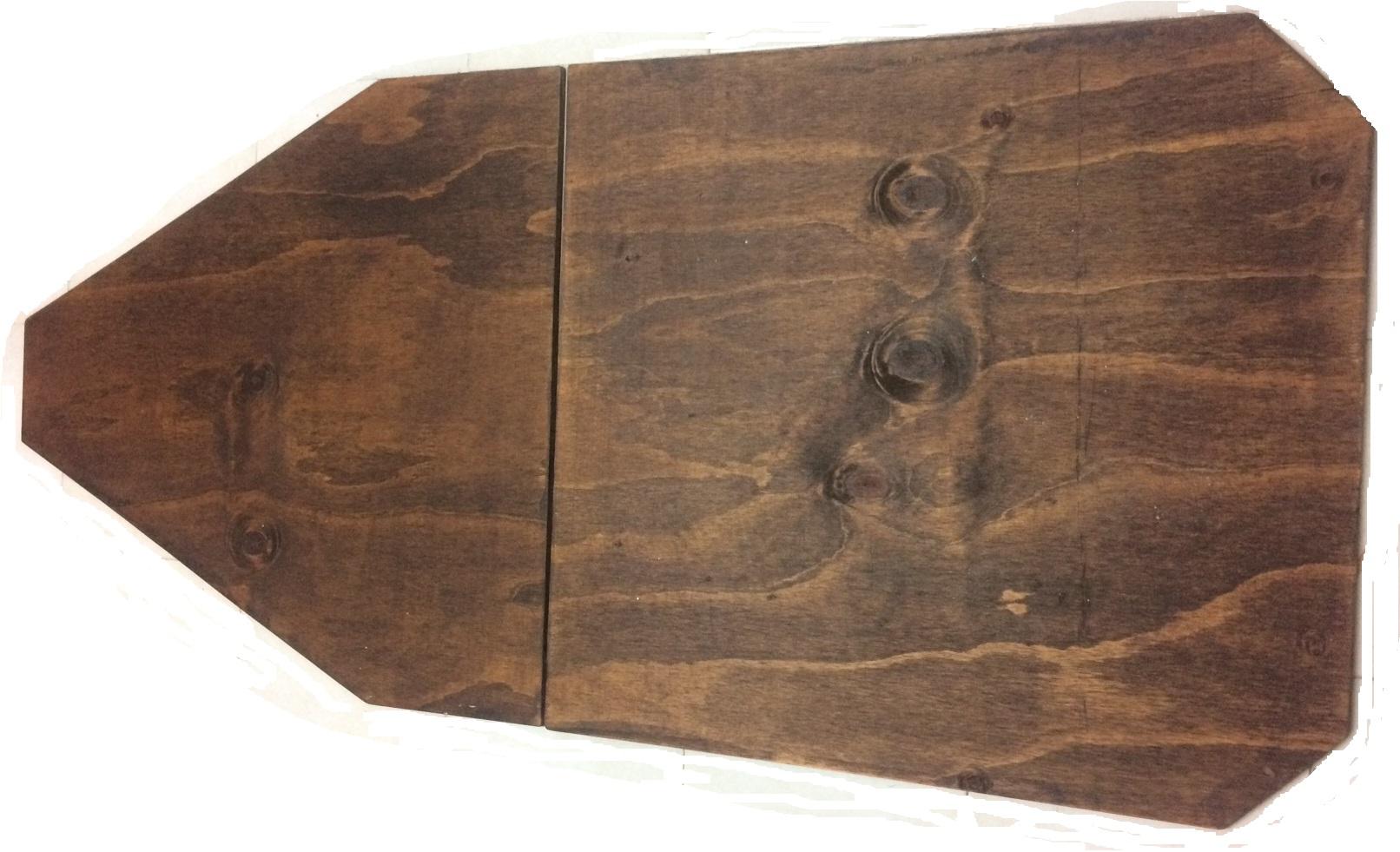 Pagliolato in legno marino Aquaparx