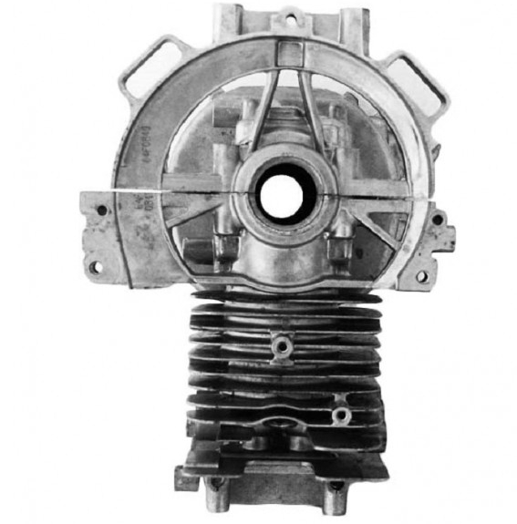 Blocco e cilindro per motore fuoribordo Ozeam 1.3cv e Aquaparx 1.2cv