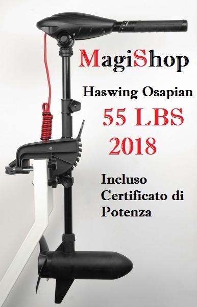 Haswing Osapian 55 lbs