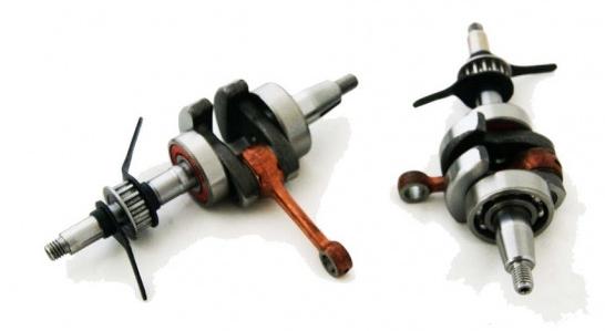 Albero motore per motore fuoribordo Ozeam 1.3cv e Aquaparx 1.2cv
