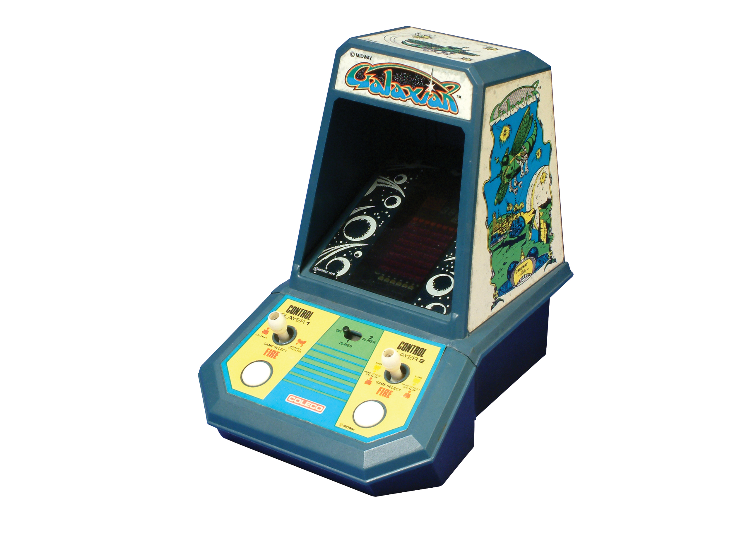 "Table top ""Donkey Kong"" de Coleco, 1982"