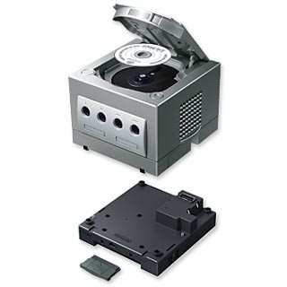 Consola periférico Game Boy Player (para Gamecube)