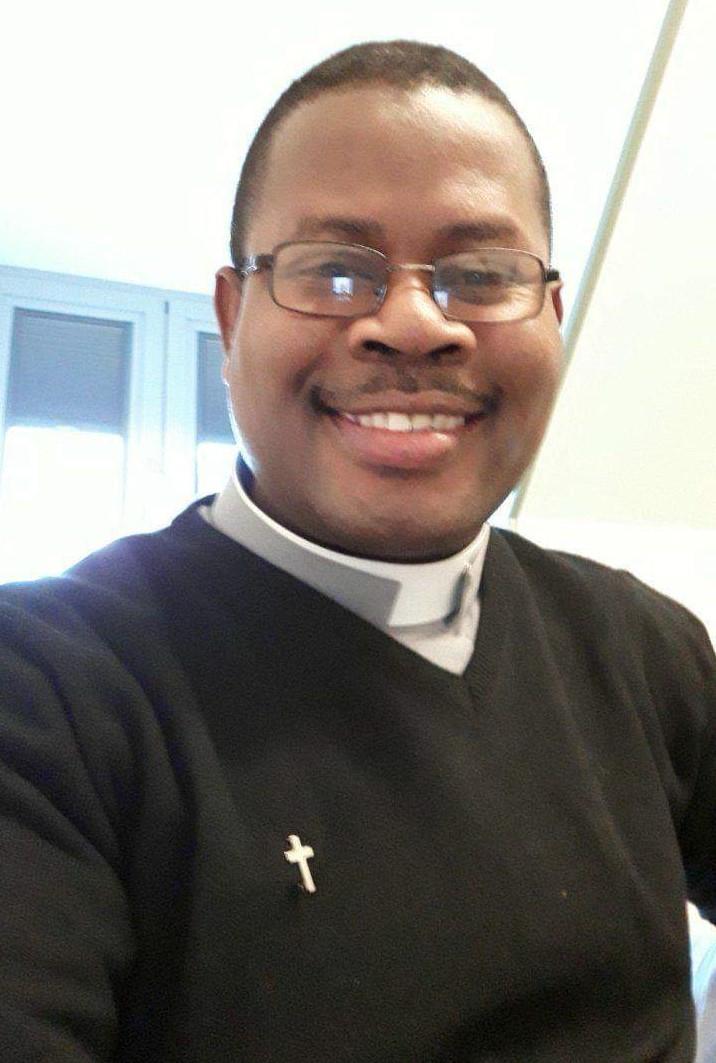 Sébastien d'Haussy, curé