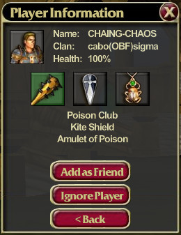 CHAING-CHAOS