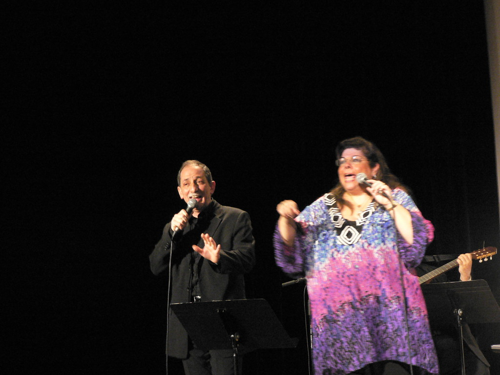 Los Pasharos Sefaradis en concert au MAHJ