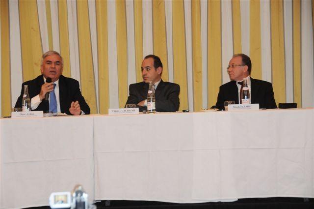 Table ronde à Marseille : Turquie facteur de stabilité au Proche-Orient