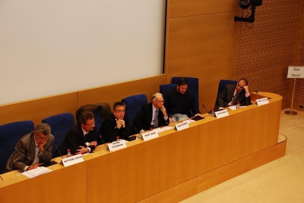Table ronde à Paris : Turquie facteur de stabilité au Proche-Orient