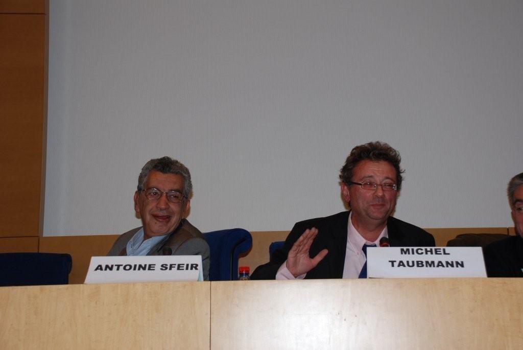 Table ronde du 29 novembre 2009 au Palais du Luxembourg