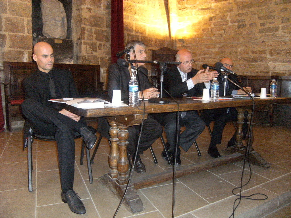 Table ronde du 30 novembre 2009 à Montpellier
