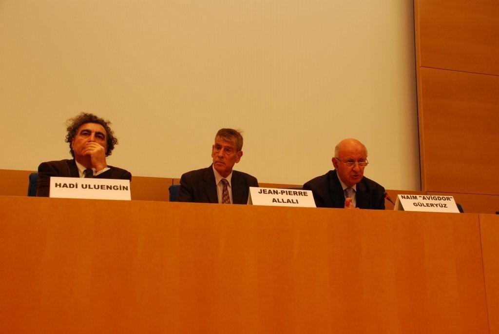 Table ronde à Paris : Spécificités du rapport du pouvoir turc avec ses citoyens juifs
