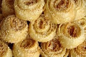 kretische Xerotigana (Honiggebäck)