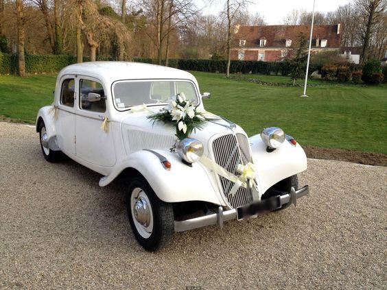 Une voiture à la hauteur de votre attente pour votre mariage