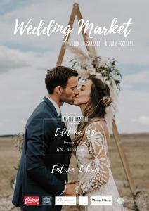 Wedding market à Lavérune 6 et 7 Novembre 2021