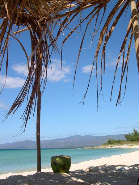 Un petit coin de paradis à Trinidad !!