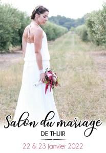 Salon du Mariage de Thuir 22 et 23 Janvier 2022