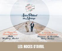 Retour en images sur la 3 ème édition - Les Noces d'Avril - La Journée du Happy Mariage