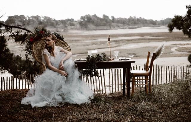 Vintage-Events, une partenaire vintage de votre mariage - Crédit Photo : Madeleine Photographe