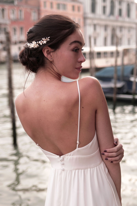 Maison Lemoine - Modèle : Robe Rose - Crédit : Marion Colombani
