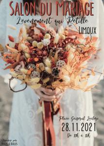Salon du Mariage à Limoux 28 Novembre 2021