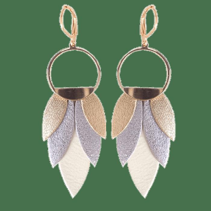 Boucles d'oreilles Mary - Prix : 32 €