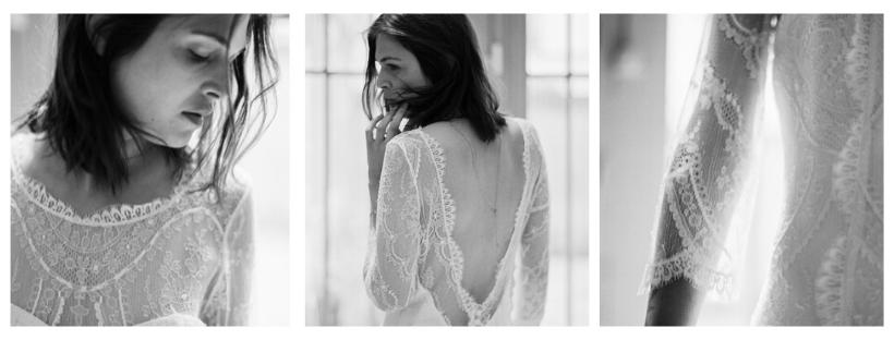 Stéphanie Wolff Paris – Collection 2017 - Modèle : Sacha - Crédit Photo : L'Artisan photographe
