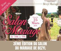 Retour sur la 3 ème édition du salon du,mariage de Bezyl