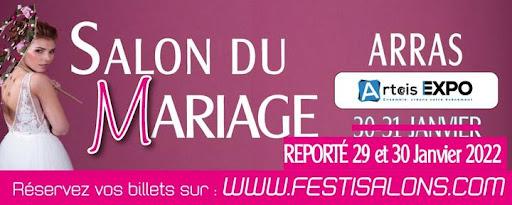 Salon du Mariage d'Arras 29 et 30 Janvier 2022