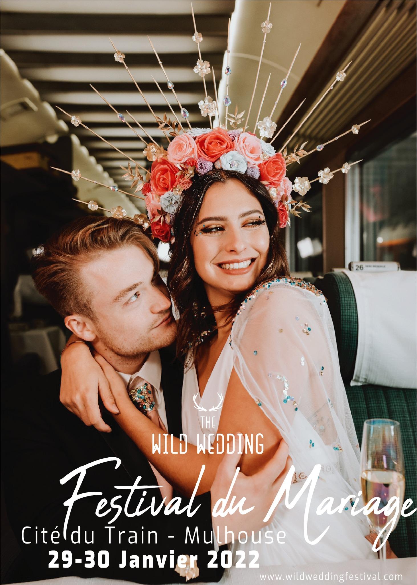 Wild Wedding Festival à Mulhouse 29 et 30 Janvier 2022