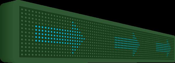 световые рекламные табло