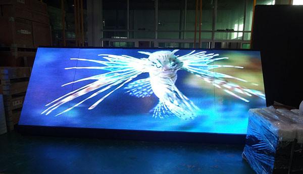 новый светодиодный экран