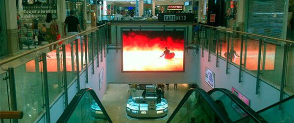 светодиодные экраны для торговых центров