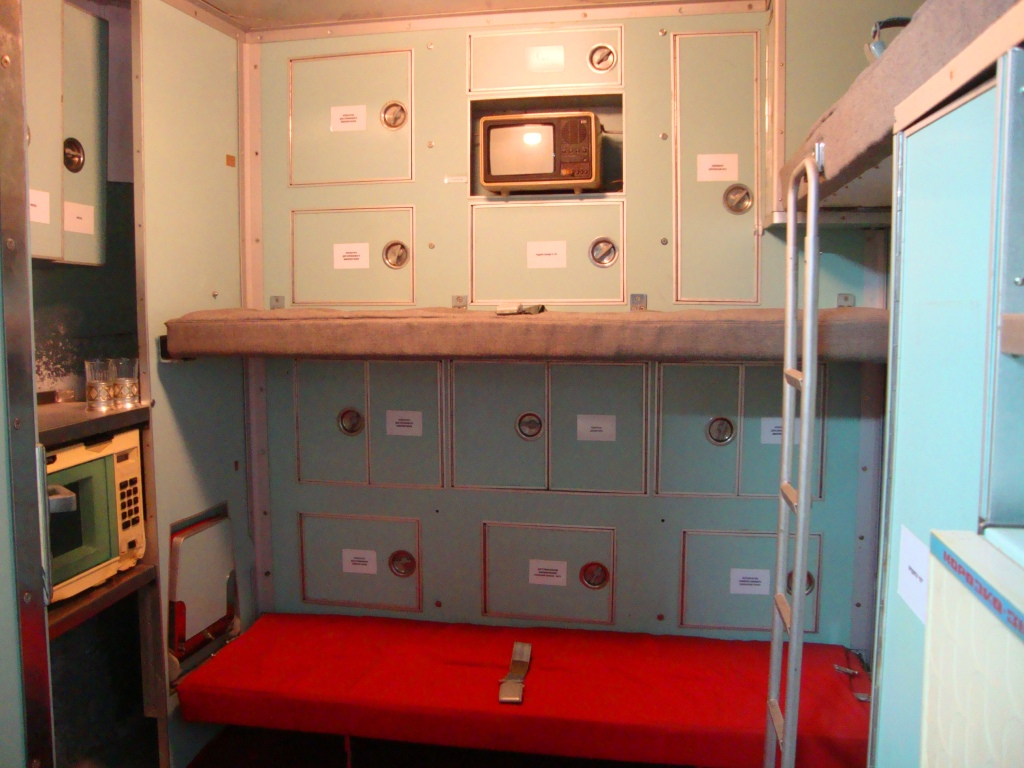 Interior of the twelfth compartment