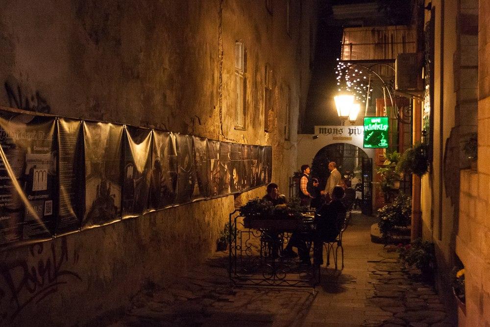 Lviv cafe