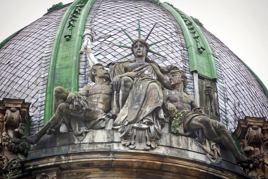 Lviv Statue of Liberty