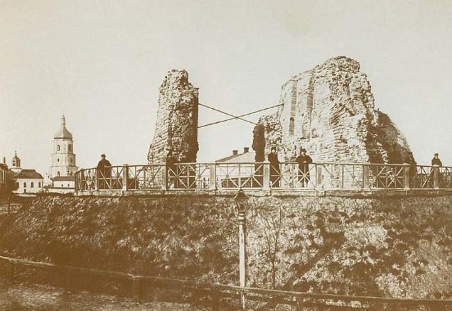 Golden Gate in 1900s