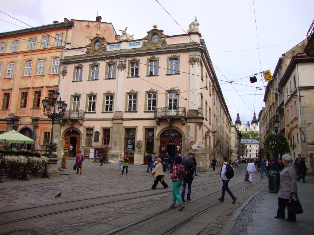 Lviv Market Square
