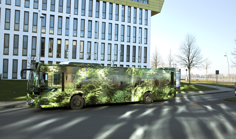Forest Bus - Embassy of Trees