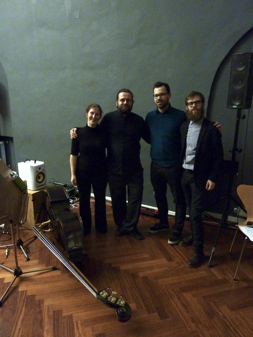 Margarethe Maierhofer-Lischka, Peter Venus, Coleman Goepfert, Juna Winston © Daniel Mayer