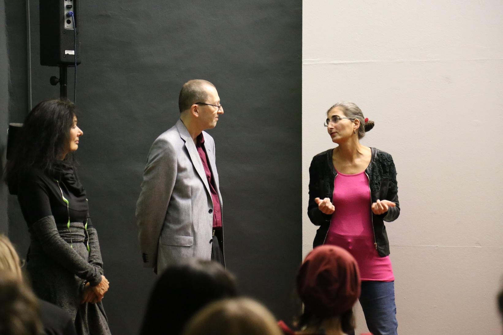 Birgit Pölzl, Daniel Mayer, Katharina Klement