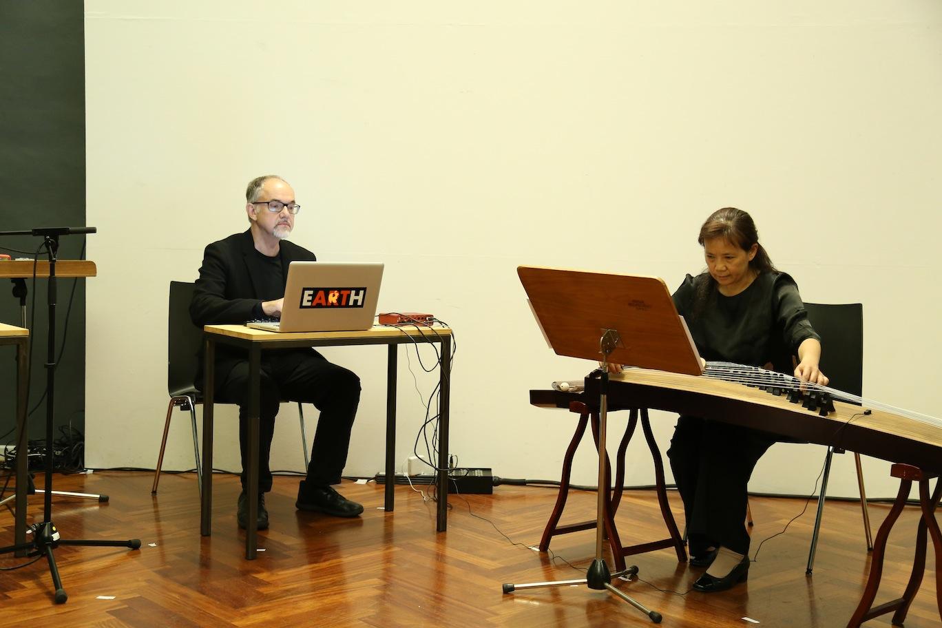Karlheinz Essl, Ming Wang